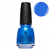 China Glaze Crushin On Blue 14ml - Spring Fling