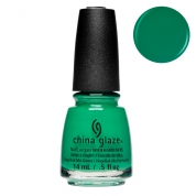 China Glaze Emerald Bae 14ml - Summer Reign