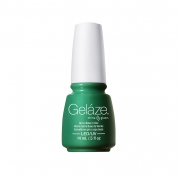 China Glaze Gelaze Four Leaf Clover