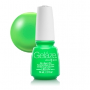 China Glaze Gelaze In the Lime Light 14ml