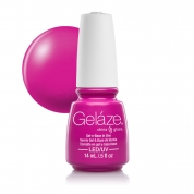 China Glaze Gelaze Purple Panic 14ml