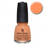 China Glaze If In Doubt Surf It Out 14ml - Off Shore Summer