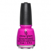 China Glaze Ill Pink To That  - Lite Brites 14ml