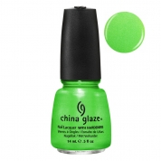 China Glaze Im With The Lifeguard 14ml - Summer Neons