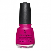China Glaze In The Near Fuchsia - House Of Colour 14ml