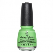 China Glaze Lime After Lime  - Lite Brites 14ml