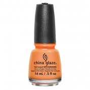 China Glaze Peachy Keen 14ml - Caribbean Temptations