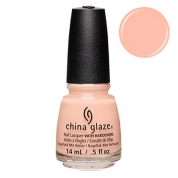 China Glaze Sand In My Mistletoes 14ml - Seas & Greetings