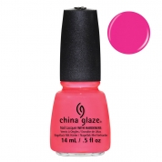 China Glaze Shell-O 14ml - Sunsational
