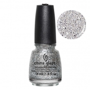 China Glaze Silver Of Sorts  - Star Hopping 14ml