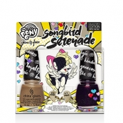 China Glaze Songbird Serenade Set 2x14ml - My Little Pony