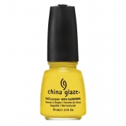 China Glaze Sunshine Pop 14ml - Electro Pop Collection
