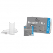 EzFlow Perfection II Tips Crystal Clear (100 Stk. BOX)