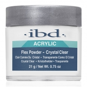 ibd Flex Powder - Crystal Clear 21g