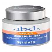 IBD LED UV Builder Gel - Pink IV 56g