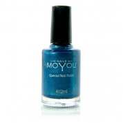 MOYOU Stamping Lack 12ml - Celestial Blue