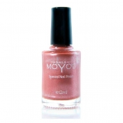 MOYOU Stamping Lack 12ml - Crimson Sky