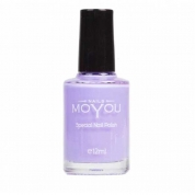 MOYOU Stamping Lack 12ml - Lilac