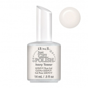 ibd Just Gel Polish - Ivory Tower 14ml