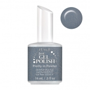 ibd Just Gel Polish - Pretty In Pewter 14ml