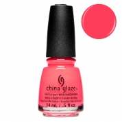 China Glaze Sun-Set The Mood 14ml - Summer Reign