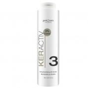 postQuam KERACTIV 3 Fixing Neutralizing with Keratin 400ml