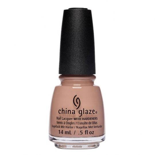 China Glaze A Whole Latte Fun! 14ml - Shades Of Nude
