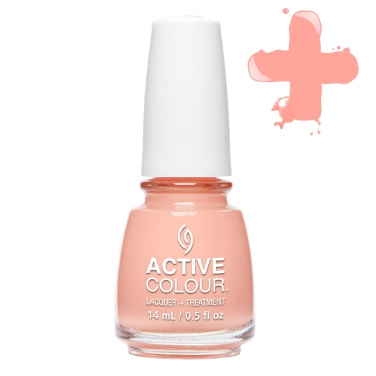 China Glaze Active Colour - Made For Peach Other 14ml
