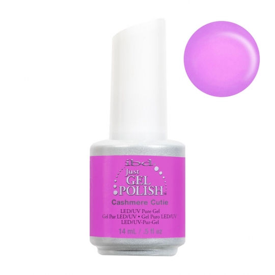 ibd Just Gel Polish - Cashmere Cutie 14ml