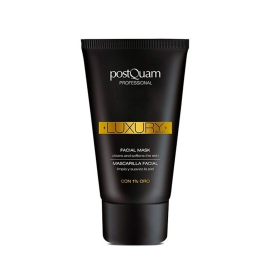 postQuam Luxury Gold Gesichtsmaske 75ml