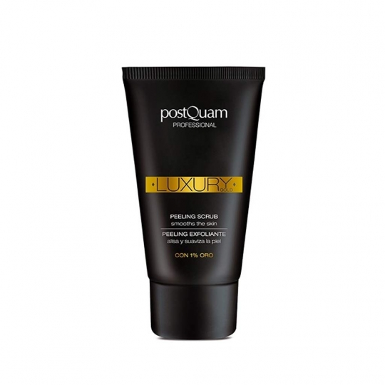 postQuam Luxury Gold Peeling 75ml
