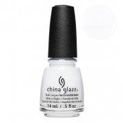 China Glaze Blanc Out 14ml - Spring Fling