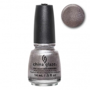 China Glaze Check Out The Silver Fox 14ml - The Great Outdoors