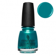 China Glaze Dont Teal My Vibe 14ml - Spring Fling