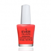 China Glaze Everglaze - Red-Warrior Pose 14ml - Spring 2016