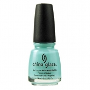 China Glaze For Audrey 14ml - Something Blue