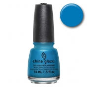 China Glaze License & Registration Please 14ml - Road Trip
