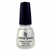 China Glaze Patent Leather Top Coat 14 ml