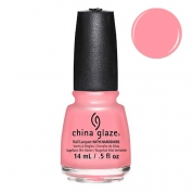 China Glaze Pink Or Swim - House Of Colour 14ml