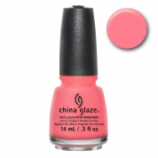 China Glaze Pinking Out The Window 14ml - Road Trip