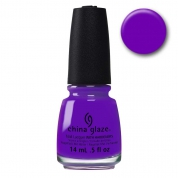 China Glaze Plur-Ple - Electric Nights