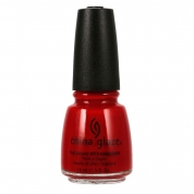 China Glaze Scarlet 14ml - Core