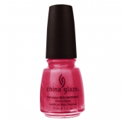China Glaze Strawberry Fields 14ml - Summer Days