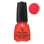 China Glaze Surfin For Boys 14ml - Summer Neons