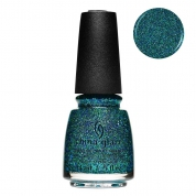 China Glaze Teal The Fever 14ml - Glam Finale