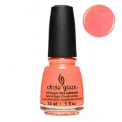 China Glaze Tropic Of Conversation 14ml - Shades Of Paradise