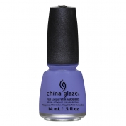 China Glaze What a Pansy 14ml - City Flourish