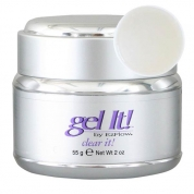 EzFlow gel it! - clear it! 56g