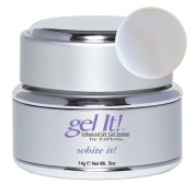 EzFlow gel it! - white it! 14g
