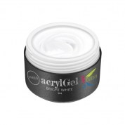 Kolibri acrylGel - bright white 50ml